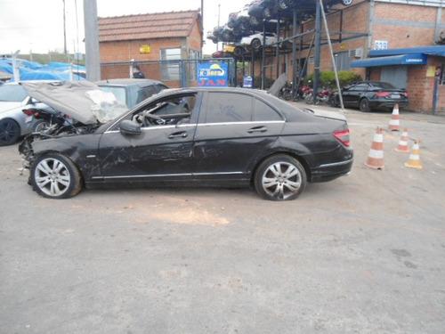 mercedes c200 2012 lataria mecânica vidros rodas acessórios