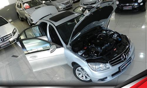 mercedes c200 avantgarde compressor 1.8 turbo 184cv top