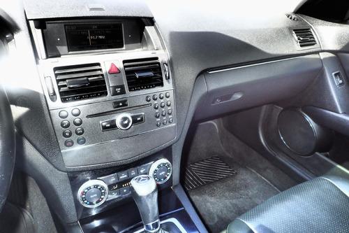 mercedes c200 kompressor 2010
