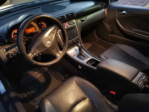 mercedes c230 kompressor sport coupe