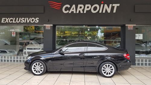 mercedes c250 coupe 2012 42000 km impecable sin detalles