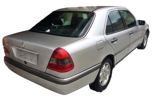 mercedes c280 2.8 1995 sucata peças câmbio motor painel