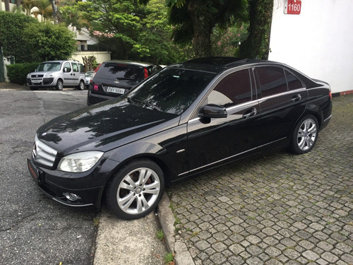 mercedes c300 blindada 2010 r$ 75.899,99