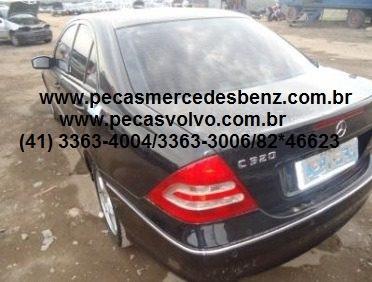 mercedes c320 c180 c230 c240 c250 c280 peças sucata / motor