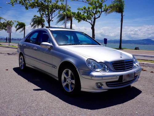 mercedes c320 v6 2005 estado de nova (aceito troca)