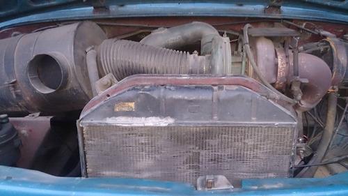 mercedes caçamba 1519 motor da 25