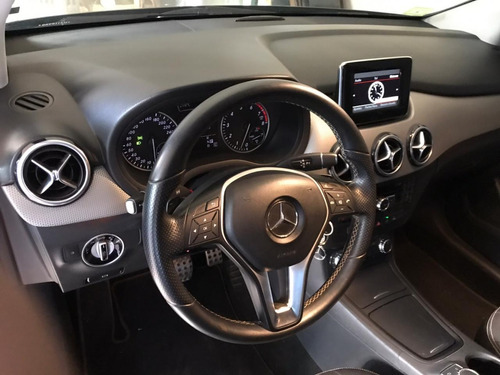 mercedes clase b 200 sport 1.6 automatico