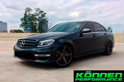 mercedes clase c defensa c63 amg sedan coupe 2012-14 w204