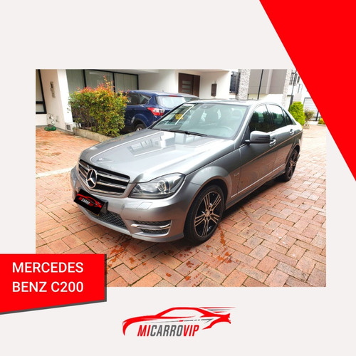 mercedes clase c200 special edition