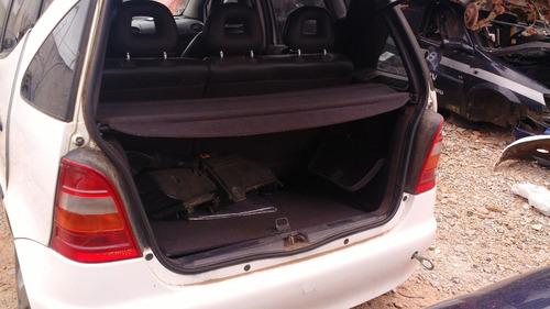 mercedes classe a 160 2000/mecanica/lataria/suspensao/intern