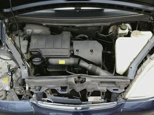 mercedes classe a sucata motor cambio lataria retirada peças