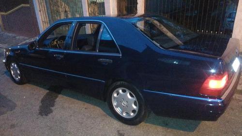 mercedes classe s320 classic 1995/95 impecavel aro 20 troco