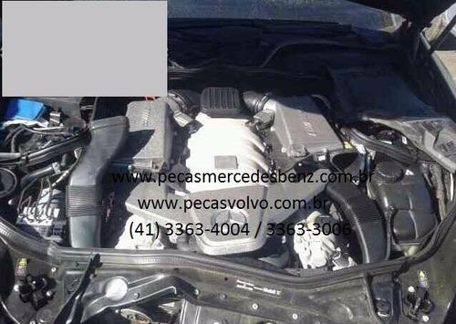 mercedes cls 63 amg top peças/motor/lanterna/airbag