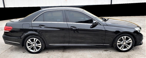 mercedes e 250 2013 / 2014 blindada