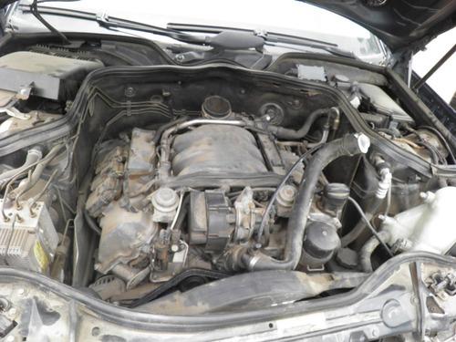 mercedes e 320 amg 2003 sucata p/ peças motor caixa módulo