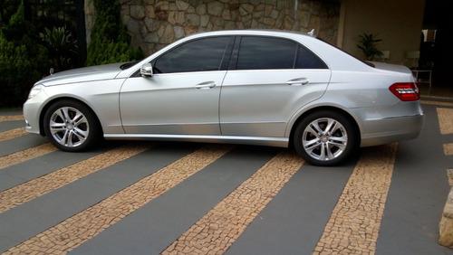 mercedes e 350 avantgarde blindada 2010