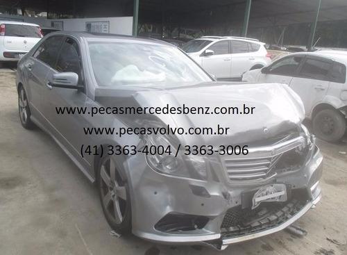 mercedes e250 e350 e500 sucata/peças/motor/retrovisor/farol