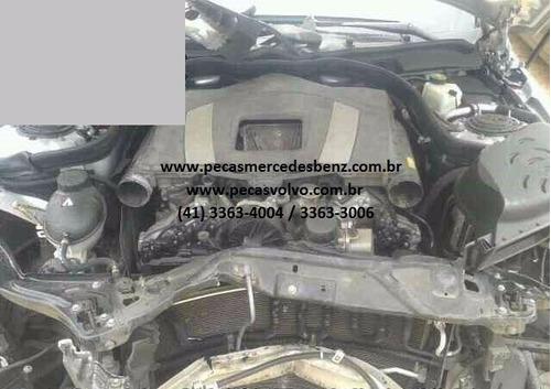 mercedes e280 e350 e500 sucata/peças/motor/retrovisor/farol