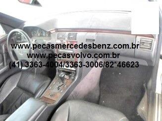 mercedes e320 touring perua em peças/motor/sucata