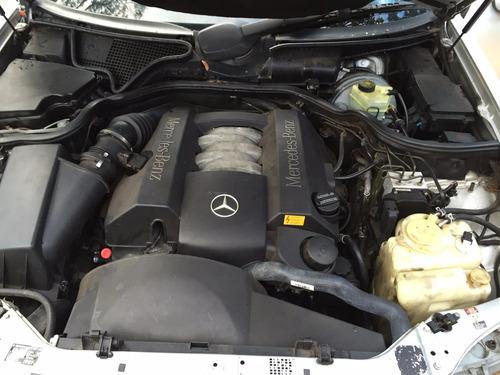 mercedes e320 v6 2.3 97/98 motor cambio peças sucata abs