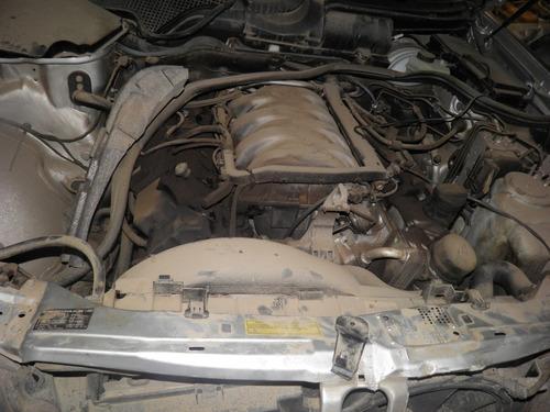 mercedes e430 1998 v8 sucata p/ peça ou hot rod motor cambio