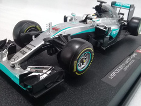 Minichamps Mercedes W07 chino GP 2016-Lewis Hamilton Escala 1//43