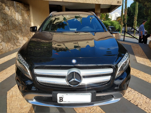 mercedes gla 200 1.6  advance 2015