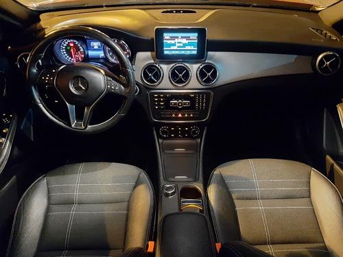 mercedes gla 200 1.6 turbo flex 2015. troco e financio 60x