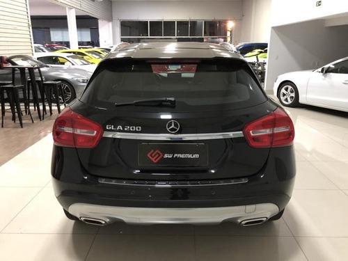 mercedes gla 200 advance 2016