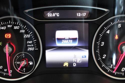 mercedes gla 200 at 2019 con 28,800 kilometros
