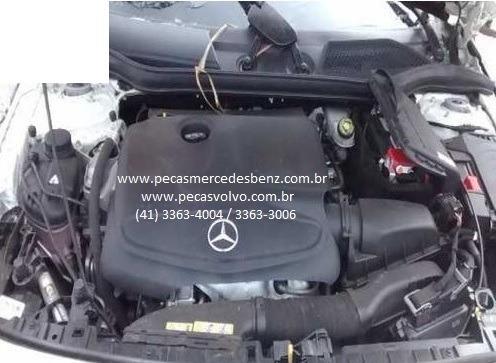 mercedes gla200 gla250 peças/cambio/retrovisor/airbag/sucata