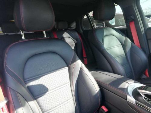 mercedes glc 43 amg coupe 2019