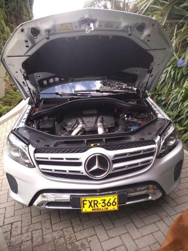 mercedes gls 500 4 matic motor v8 4700 cc