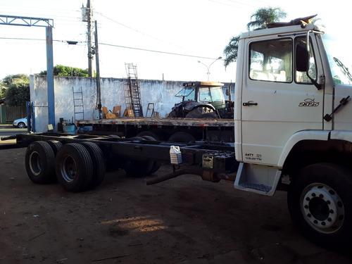 mercedes mb 2325 6x4 traçado canavieiro ano 1998 r$ 65.000.