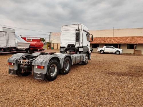 mercedes mb 2644 2014 com 141.000 km revisado r$ 245.000.