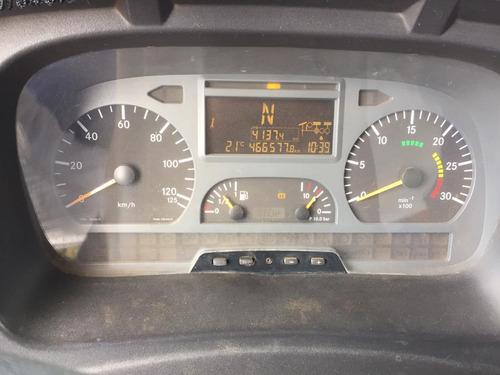 mercedes mb 2831 6x4 traçado canavieiro 2010 r$ 125.000.