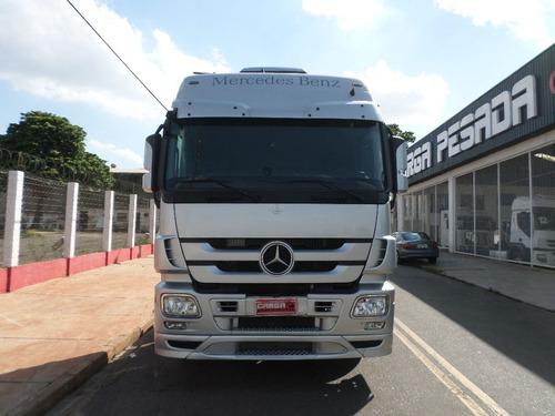 mercedes mb actros 2546 ls truck aut. = iveco 410 380 r440