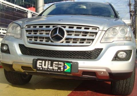 mercedes ml 320 cdi 4x4 diesel 2009(ún.dono/oportunidade)
