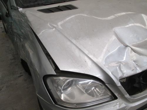 mercedes ml 500 2007 para retirada de peças