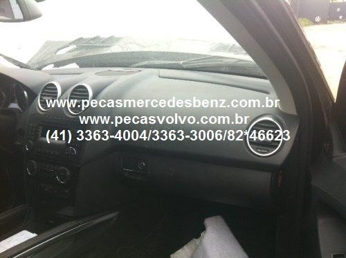 mercedes ml350 ml500 sucata/ motor / cambio / lanterna
