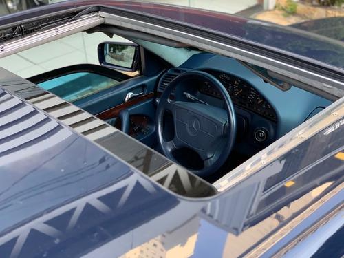 mercedes s 500 v8 - 1997 (blindado)