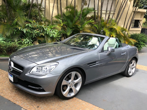 mercedes slk 250 turbo 204cv 2014