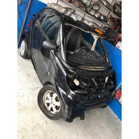 Mercedes Smart Fortwo Para Retirada De Peça !!
