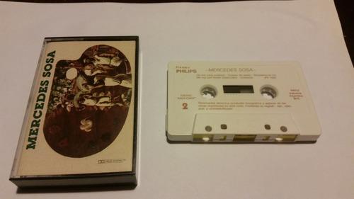 mercedes sosa cassette nacional