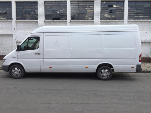 mercedes sprinter 313 large  2011 diesel 1.5 ton/3 pasajeros