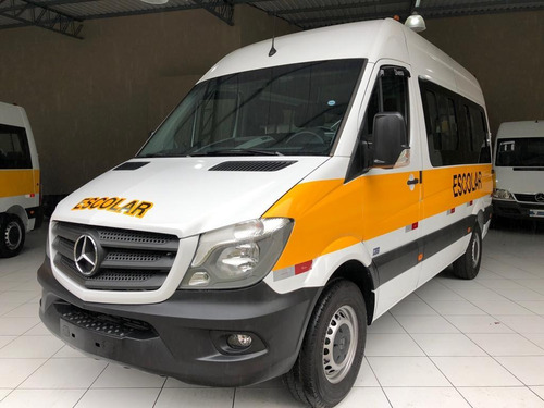 mercedes sprinter 415 escolar 25 lugares