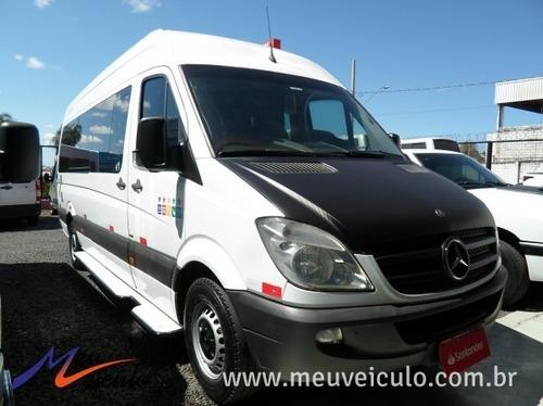 mercedes sprinter 415 furgão executive longo t alto 2.2 2012