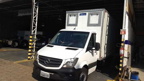 mercedes sprinter a pronta entrega no chassi