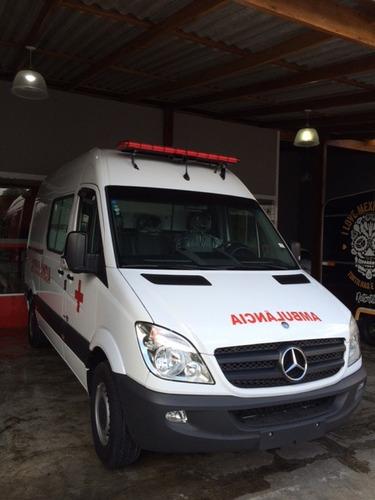 mercedes sprinter ambulância simples remoção