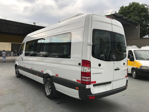 mercedes sprinter executiva 21 lugares 0km